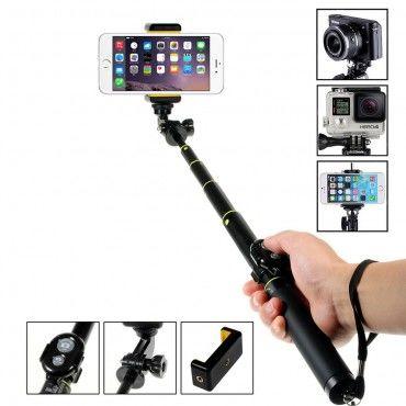 """Prémiová selfie tyč """"X-Snap"""" pro mobilní zařízení"""