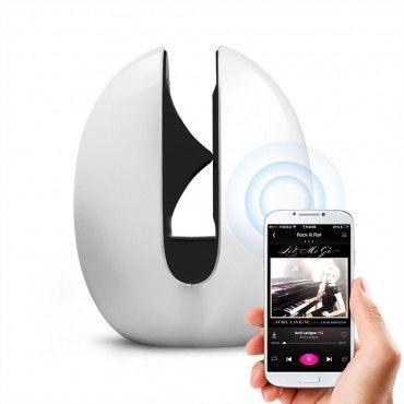 Mosound Echoes Mocreo Bluetooth reproduktor - bílý
