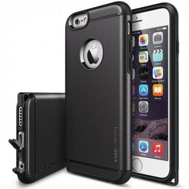 """Obal Ringke """"Max"""" pro iPhone 6 / 6S - černý"""