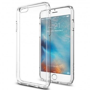 "Kryt Spigen SGP ""Ultra Hybrid"" pro iPhone 6 / 6S - crystal clear"
