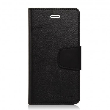 Elegantní kryt Goospery Sonata pro iPhone 6 / 6S - černý