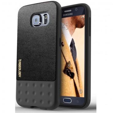 Kryt Caseology Riot Series pro Samsung Galaxy S6 - černé