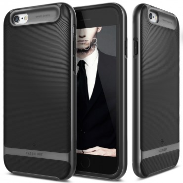 Kryt Caseology Wavelength Series pro iPhone 6 / 6S - černé