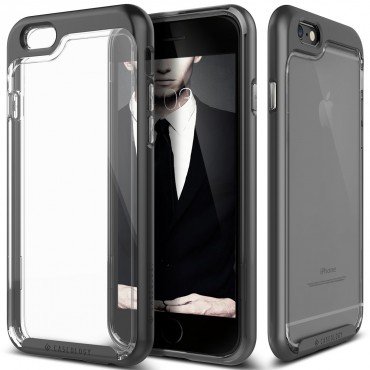 Kryt Caseology Skyfall Series pro iPhone 6 / 6S - charcoal black