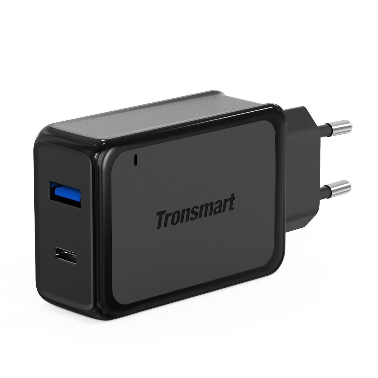 Nabíječka Tronsmart Quick Charge 3.0 s USB a USB-C porty