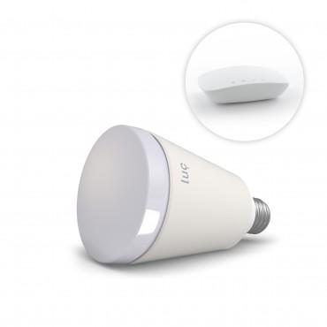 Luc Starter Pack - chytrá žárovka a bridge