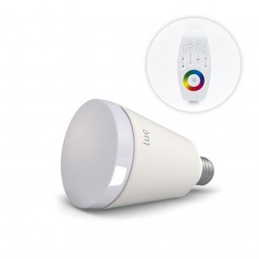 Luc Starter Pack - chytrá žárovka a dálkové ovládání