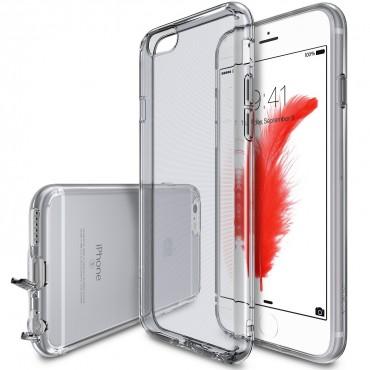 """Obal Ringke """"Air"""" pro iPhone 6 / 6S - kouřově černý"""