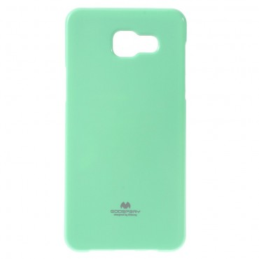 Kryt TPU gel Goospery Jelly Case pro Samsung Galaxy A5 2016 - mint