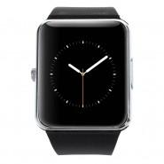 """Chytré bluetooth a NCF hodinky """"GT-X0"""" pro zařízení android – ve stříbrné barvě"""