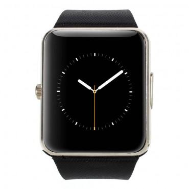 """Chytré Bluetooth a NFC hodinky """"GT-X0"""" pro Android zařízení - zlaté barvy"""
