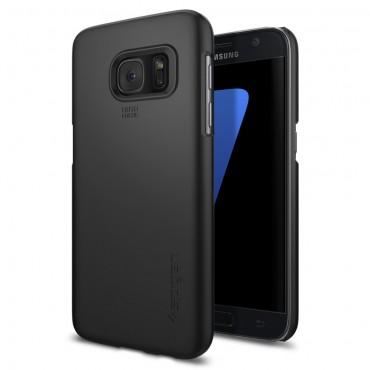 """Kryt Spigen """"Thin Fit"""" pro Samsung Galaxy S7 - černé"""