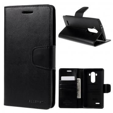 Elegantní pouzdro Goospery Sonata pro LG G5 - černé