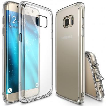 """Obal Ringke """"Fusion"""" pro Samsung Galaxy S7 Edge - křišťálově jasný"""