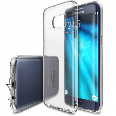 "Obal Ringke ""Air"" pro Samsung Galaxy S7 Edge - křišťálově jasný"