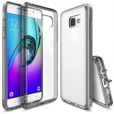"""Obal Ringke """"Fusion"""" pro Samsung Galaxy A5 (2016) - kouřově černý"""