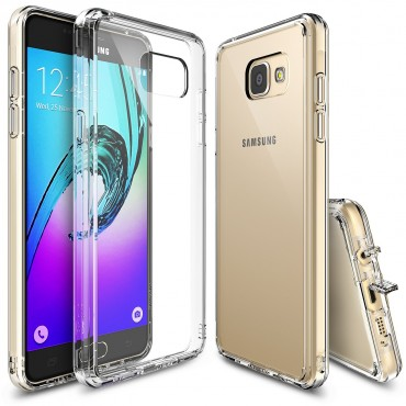 "Kryt Ringke ""Fusion"" pro Samsung Galaxy A5 2016 - crystal view"