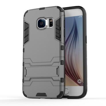 """Robustní kryt """"Impact X"""" pro Samsung Galaxy S7 - šedý"""