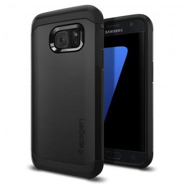"Obal Spigen ""Tough Armor"" pro Samsung Galaxy S7 - černý"