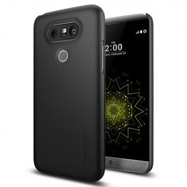 "Kryt Spigen SGP ""Thin Fit"" pro LG G5 - černý"
