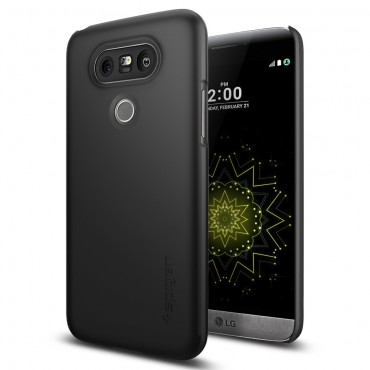 "Obal Spigen SGP ""Thin Fit"" pro LG G5 - černý"