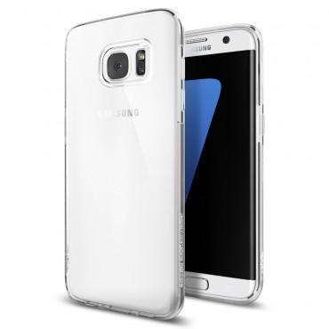 "Obal Spigen ""Liquid Crystal"" pro Samsung Galaxy S7 Edge"