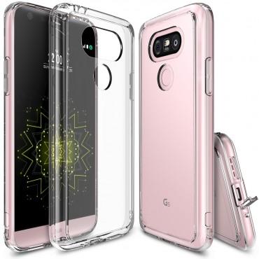 """Obal Ringke """"Fusion"""" pro LG G5 - křišťálově jasný"""