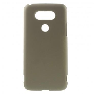 Tvrdý TPU obal pro LG G5 - zlaté barvy
