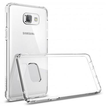 """Kryt Spigen """"Ultra Hybrid"""" pro Samsung Galaxy A5 2016 - crystal clear"""