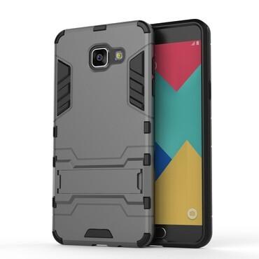 """Robustní obal """"Impact X"""" pro Samsung Galaxy A5 (2016) - šedý"""