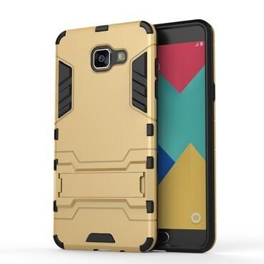 """Robustní obal """"Impact X"""" pro Samsung Galaxy A5 (2016) - zlaté barvy"""
