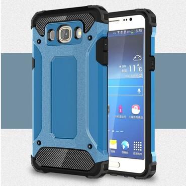 """Robustní kryt """"Rock"""" pro Samsung Galaxy J5 2016 - modrý"""