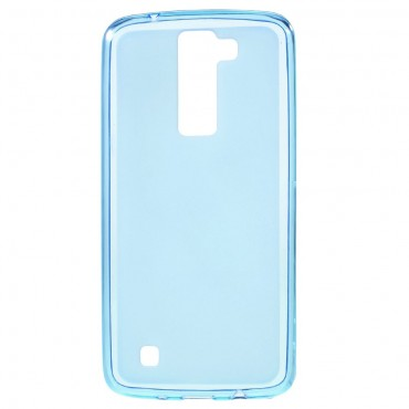Kryt TPU gelpro LG K8 - modrý