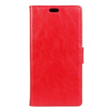"""Módní pouzdro """"Smooth"""" pro LG K8 - červené"""