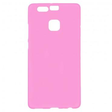 Kryt TPU gel pro Huawei P9 - růžové