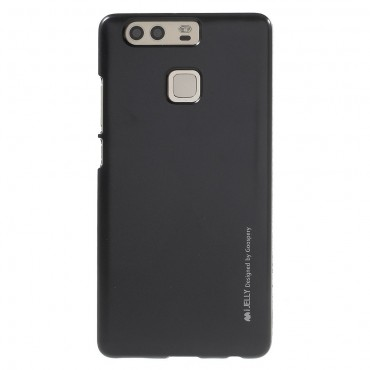 Kryt TPU gel Goospery iJelly Case Huawei P9 - černý
