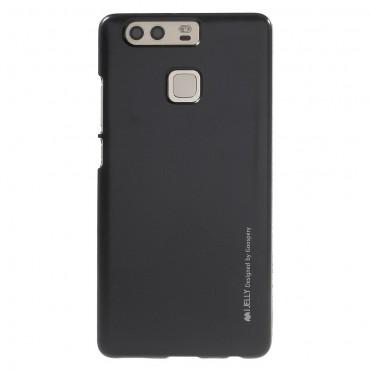 TPU gelový obal Goospery iJelly Case Huawei P9 - černý