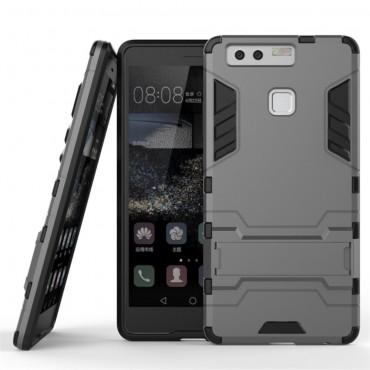 """Robustní kryt """"Impact X"""" pro Huawei P9 - šedý"""