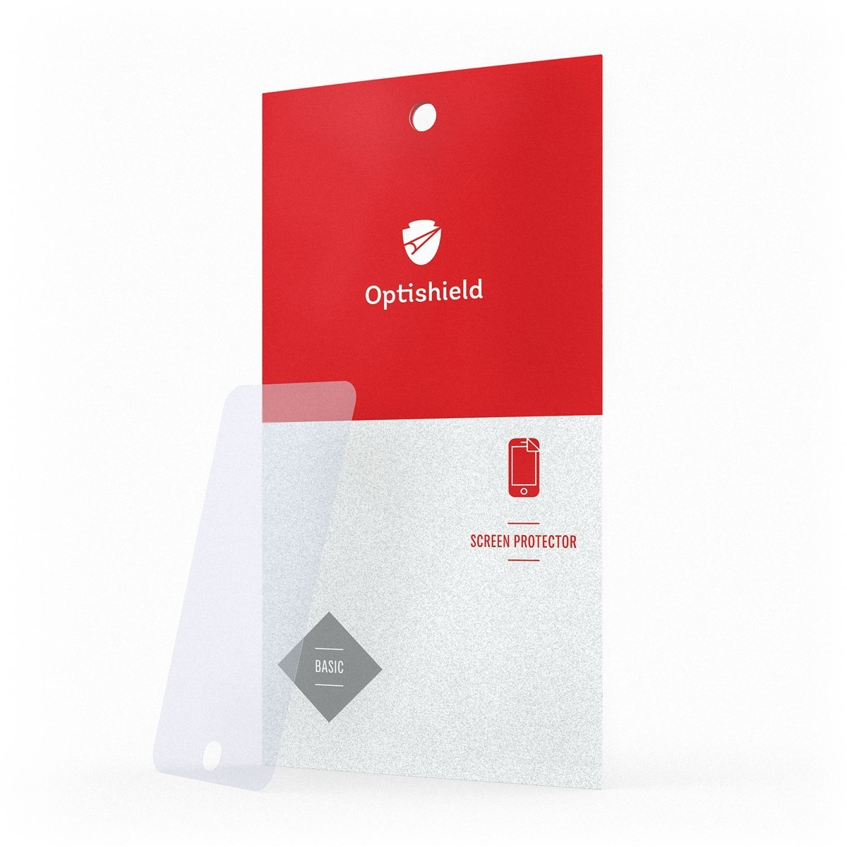 Ochranná fólie Optishield Basic pro LG K8