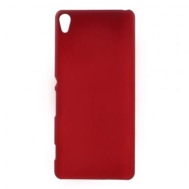 Pevný kryt TPU pro Sony Xperia XA - červené
