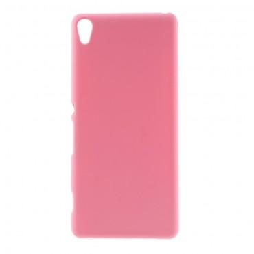 Pevný kryt TPU pro Sony Xperia XA - růžový