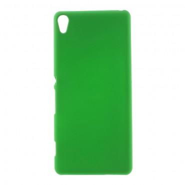 Tvrdý TPU obal pro Sony Xperia XA - zelený