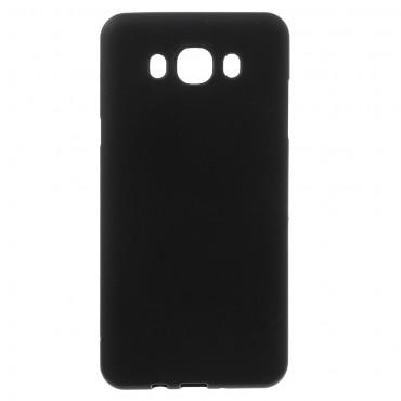 Kryt TPU gel pro Samsung Galaxy J7 (2016) - černý