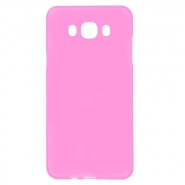 Kryt TPU gelpro Samsung Galaxy J7 2016 - růžové