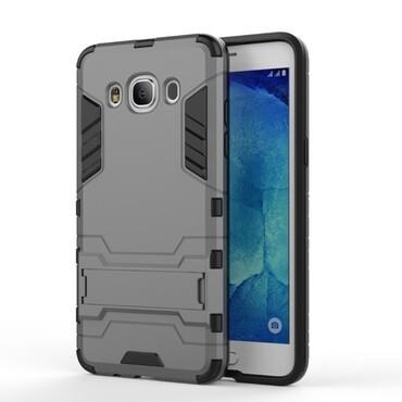 """Robustní kryt """"Impact X"""" pro Samsung Galaxy J5 (2016) - šedý"""