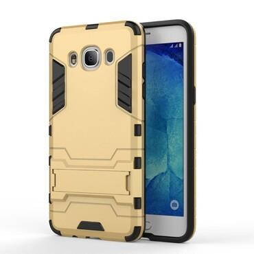 """Robustní obal """"Impact X"""" pro Samsung Galaxy J5 (2016) - zlaté barvy"""