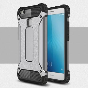 """Robustní kryt """"Rock"""" pro Huawei P9 Lite - šedý"""