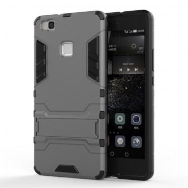 "Robustní obal ""Impact X"" pro Huawei P9 Lite - šedý"