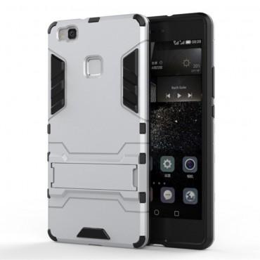 "Robustní obal ""Impact X"" pro Huawei P9 Lite - stříbrný"
