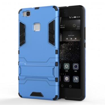 "Robustní kryt ""Impact X"" pro Huawei P9 Lite - modrý"
